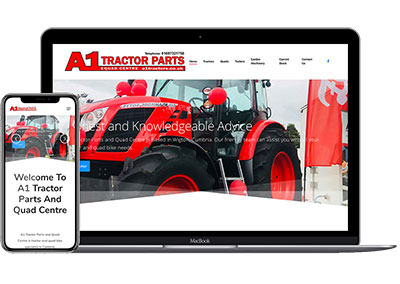 A1 Tractor Parts and Quad Centre