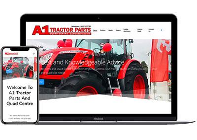 A1 Tractor Parts & Quad Centre