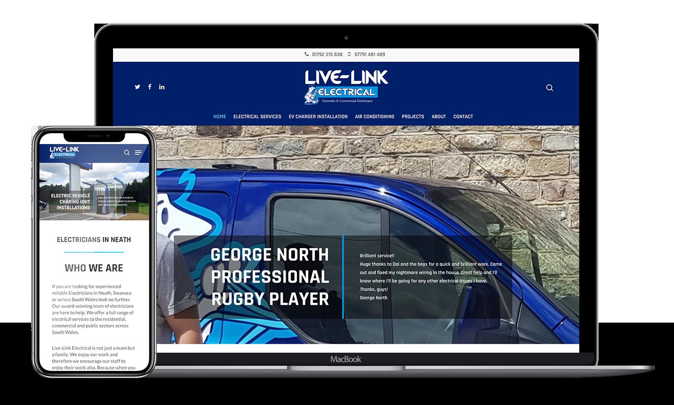 livelink website