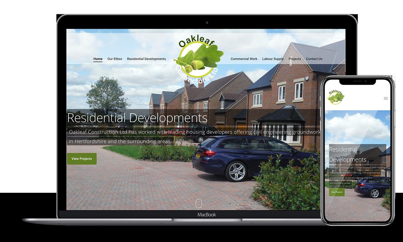 oakleaf website