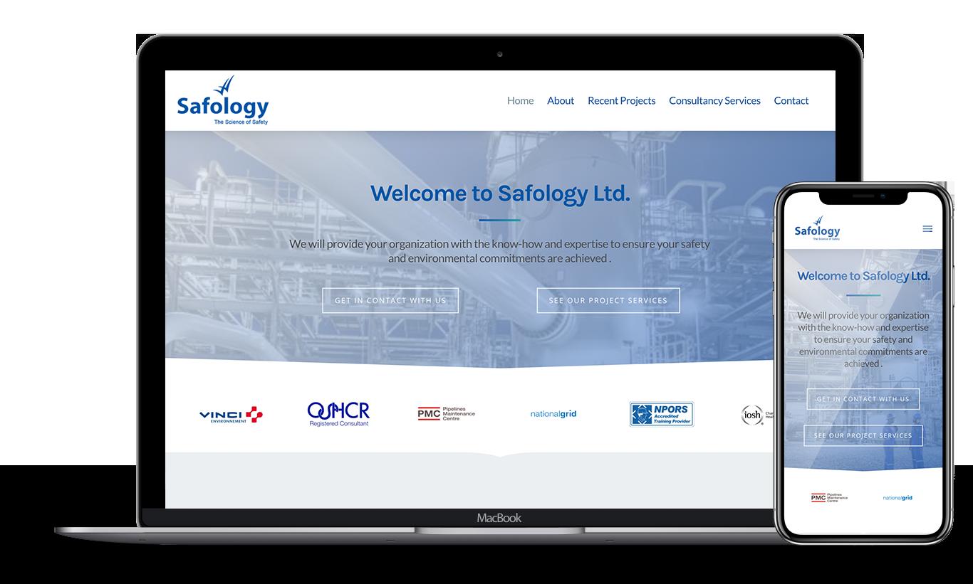 safeology website