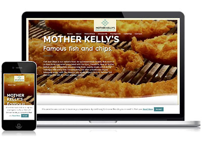 MOTHER KELLYS FISH AND CHIPS